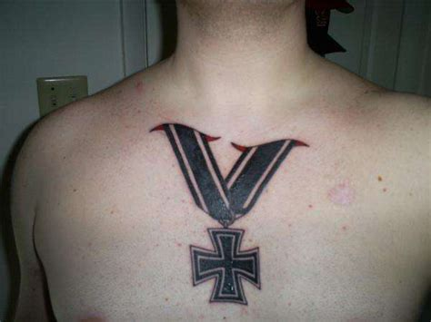 iron cross tattoo iron cross