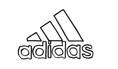 imagenes nike para dibujar como desenhar o s 237 mbolo da adidas emblema escudo how