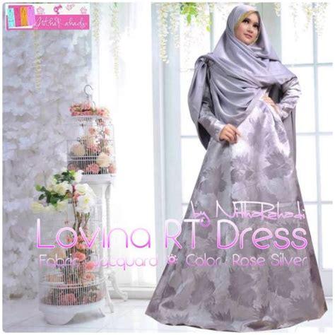 Dress Kemeja Dewi baju pesta lovina dress versi baju artis inneke