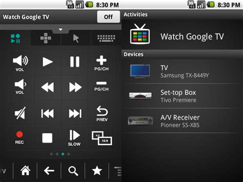 tv remote app for android logitech s tv remote app for android now gizmodo australia