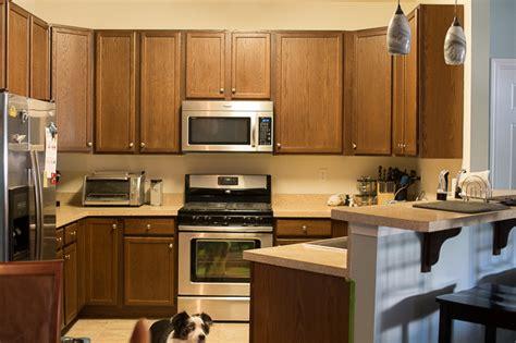 kitchen  java gel stain  gel top coat general
