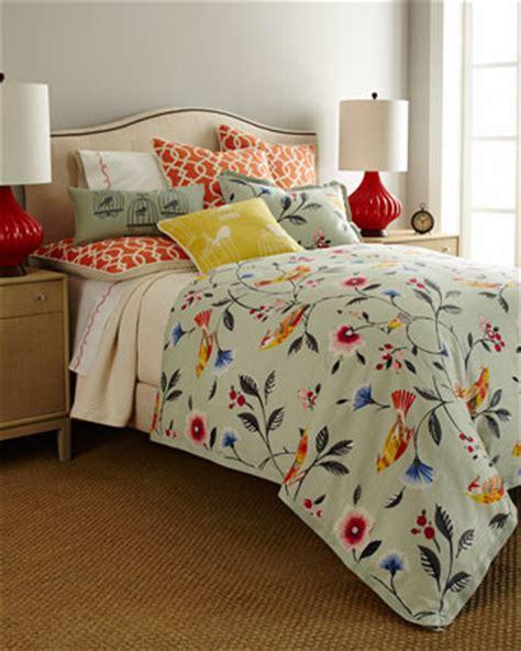 108 x 98 comforter french laundry home king bird flowers duvet cover 108