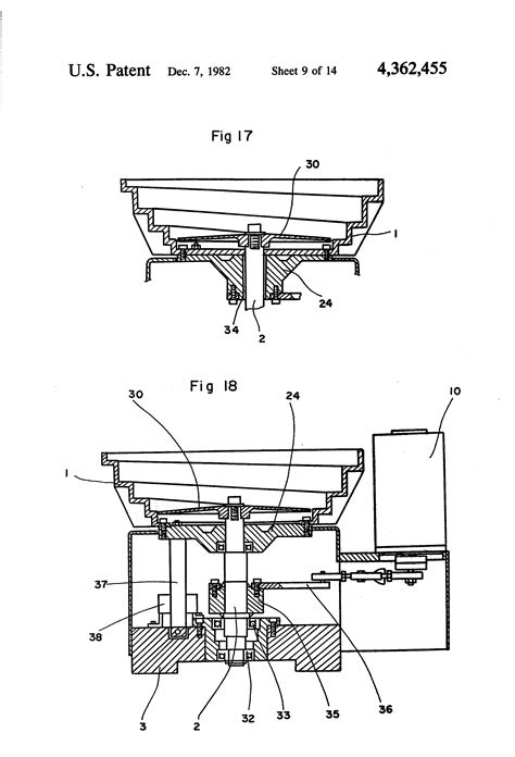 feeder bowl patent us4362455 vibrating bowl feeder patents