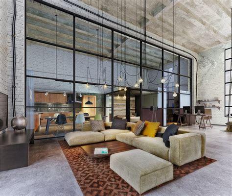 arredamenti loft loft arredamento in stile industriale