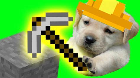 minecraft puppy minecraft