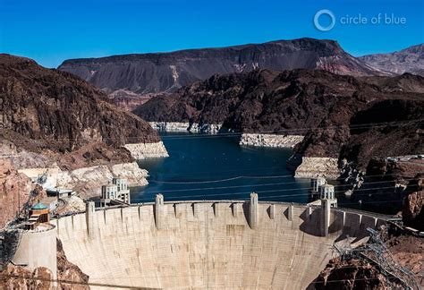 Lagie Mede lake mead drains to record low as western drought deepens circle of blue