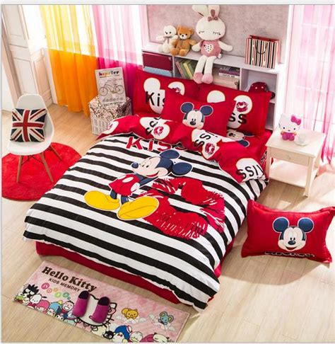 Mickey Mouse Comforter Set by Popular Mickey Mouse Comforter Sets Buy Cheap Mickey Mouse