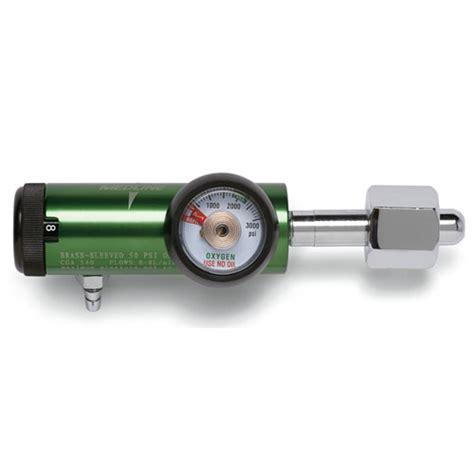 Regulator Oxygen General Care medline oxygen regulator for large cylinders 0 8 lpm 1 each hcs5408m