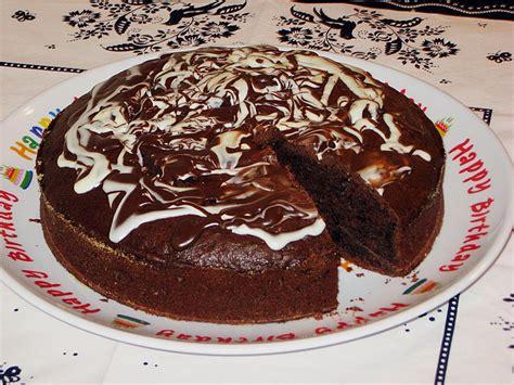 nutella schoko kuchen nutella pudding kuchen rezept mit bild