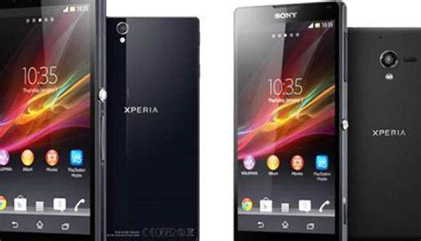 Hp Sony Xperia Q2 smartphone sony xperia terjual 9 6 juta di kuartal kedua 2013 katalog handphone