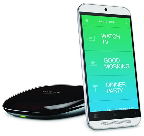 housing hub logitech targets home automation play with harmony living