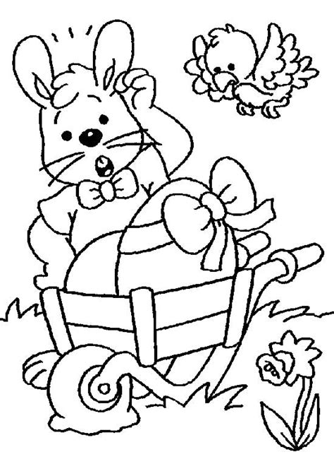 coloring book easter 16 easter bunny coloring pages