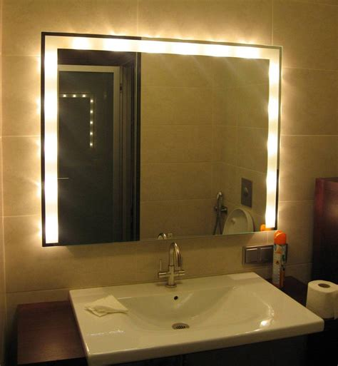 vanity lighting mirror lighting ideas