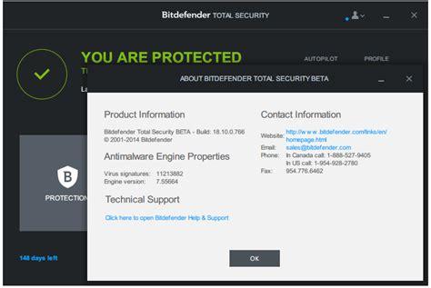 reset bitdefender total security 2016 utile pentru toata lumea bitdefender total security