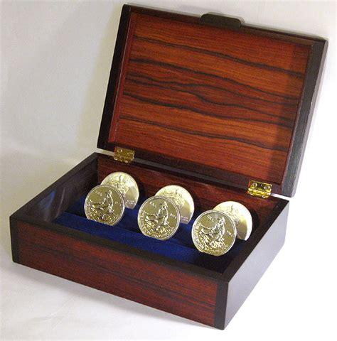 coin display box bullion coin display box handmade woodbox made of