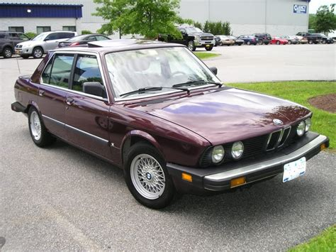 1988 Bmw 528e 1988 Bmw 528e Cars For Me