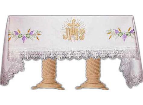 imagenes caliz uvas espigas manteles de altar bordados comprar manteles de altar