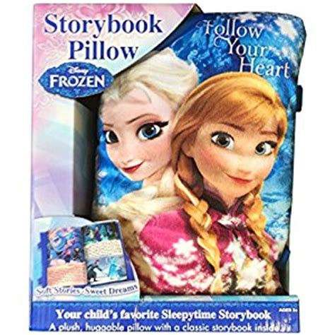Storybook Pillow by Disney Frozen Storybook Pillow Co Uk Toys