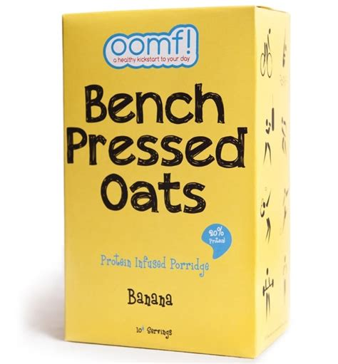 bench pressed oats tesco size 13 protein reinforced cereal