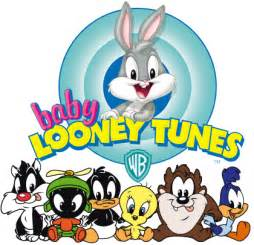 baby looney tunes characters