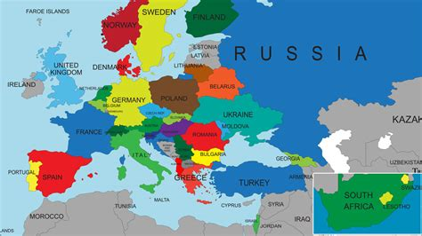 europe map all countries optimus 5 search image eu countries list 2013
