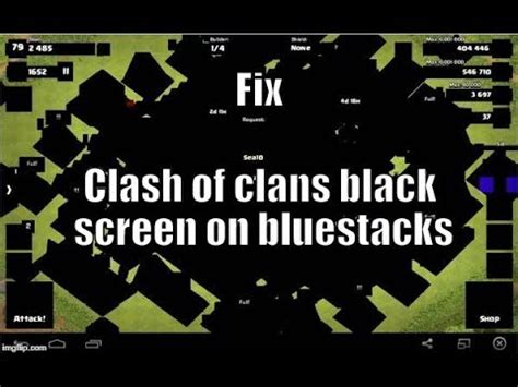 bluestacks black screen intel graphics how to fix clash of clans black screen on bluestacks fix