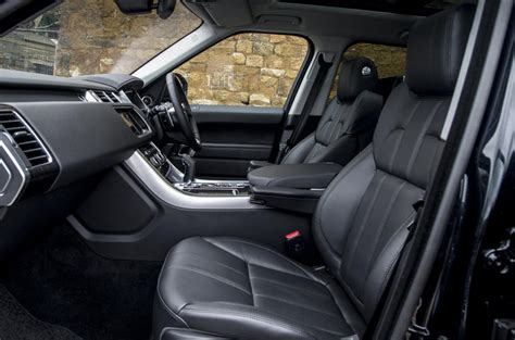 land rover black inside range rover sport review 2017 autocar