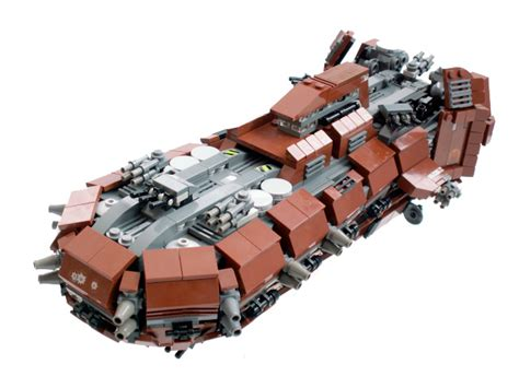Design Custom Wars 010 lego micro spaceship ideas pictures to pin on
