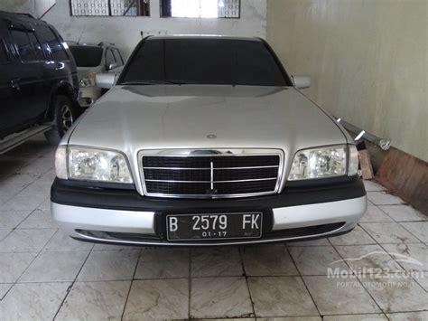 Di Jual Mercedes C200 W202 jual mobil mercedes c200 1997 w202 2 0 automatic 2 0