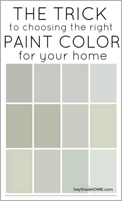 how to choose a paint color how to choose neutral paint colors 12 neutrals