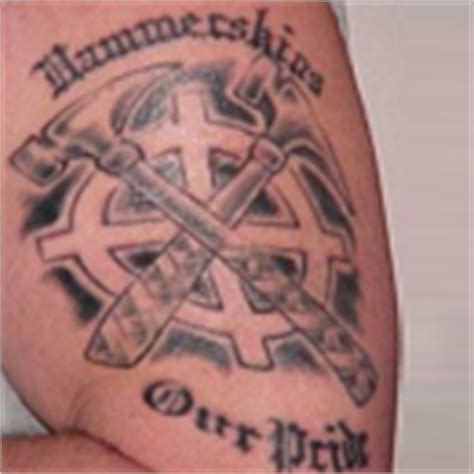 cross tattoo racist a look at racist skinhead symbols and tattoos southern