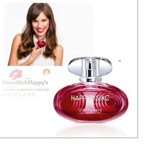 Parfum Oriflame Happydisiac happydisiac eau de toilette 31630 parfum wanita