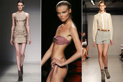 france bans super skinny models ultra skinny models off limits to french runways