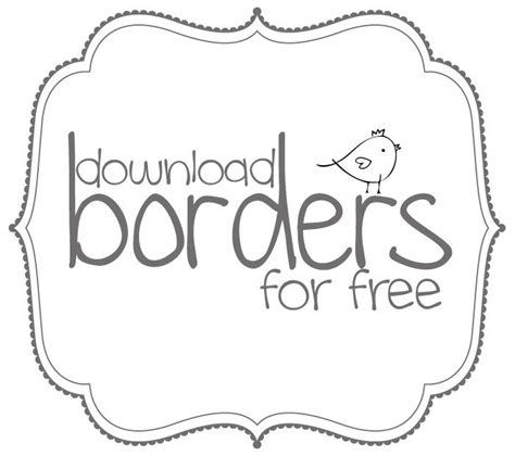 ivy joy coloring pages free borders and bracket frames download free fonts