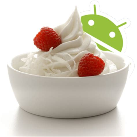 froyo android update my androidfroyo update update android from eclair android 2 1 to froyo android 2 2