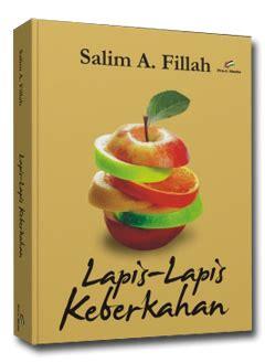 Salim Afillah Lapis Lapis Keberkahan lapis lapis keberkahan jual quran murah