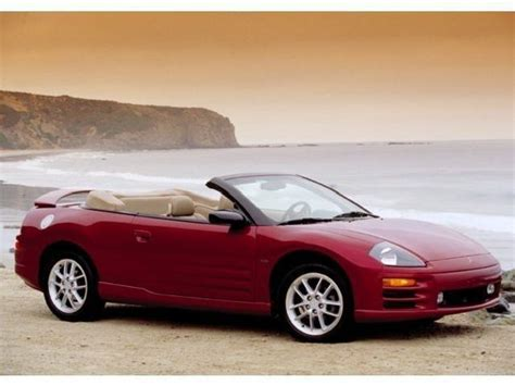 used mitsubishi eclipse spyder convertible for sale convertible mitsubishi eclipse spyder gt used cars in