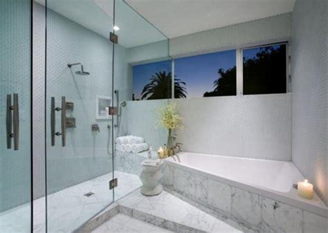 elegantes disenos de banos  habitaciones interiores
