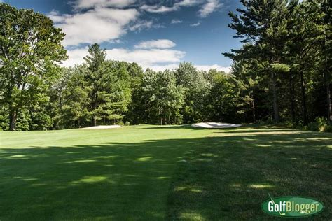 must play golf courses in southwestern michigan boyne highlands the heather golf course review