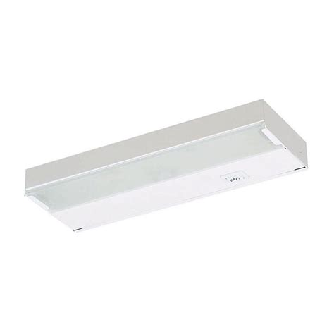 Lithonia Lighting 18 In Led White Under Cabinet Light Lithonia Led Cabinet Lighting