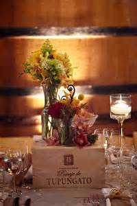 wine themed centerpieces pin by wine gifts sterlingwineonline on wine wedding