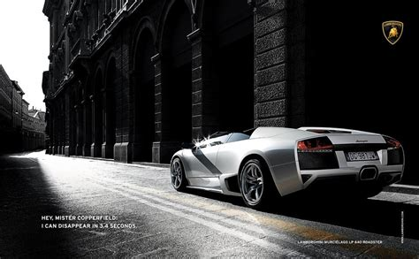 lamborghini ads lamborghini ad good print design pinterest