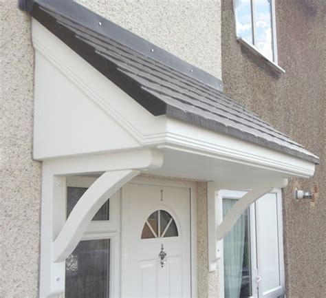 Canopy Above Front Door Lerwick Grp Door Canopy