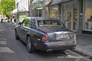 Rolls Royce Deutschland Rolls Royce Phantom Spotted In D 252 Sseldorf Germany On 04
