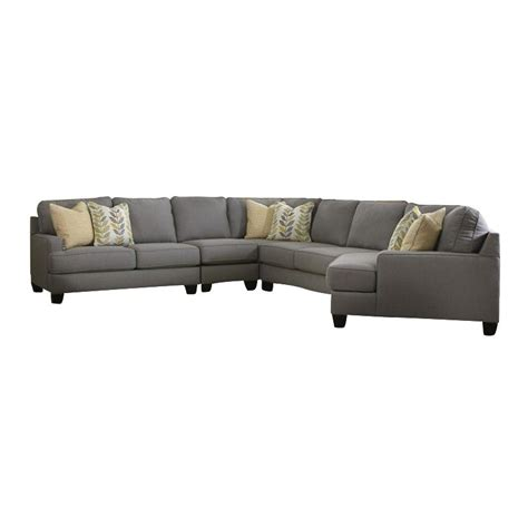 signature design sectional signature design by ashley furniture chamberly 5 piece