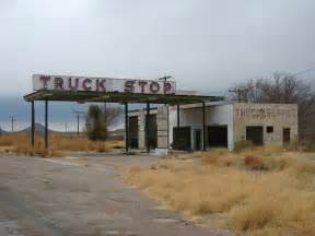 Stop Tx Abandoned Truck Stop Blanca Tx Flickr Photo