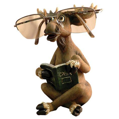 Coffee Kitchen Decor Ideas moose eyeglasses holder
