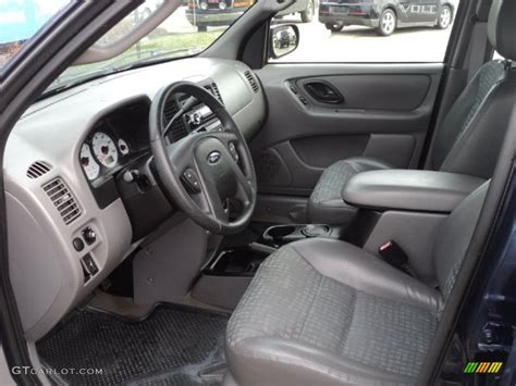electric and cars manual 2002 ford escape interior lighting medium graphite interior 2002 ford escape xls v6 photo 59524587 gtcarlot com