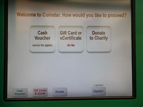 What Gift Cards Does Coinstar Take - how to get a gift card from coinstar papa johns in arlington va