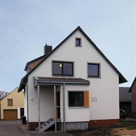sanierung siedlungshaus bauen im bestand architekt andreas rehmert
